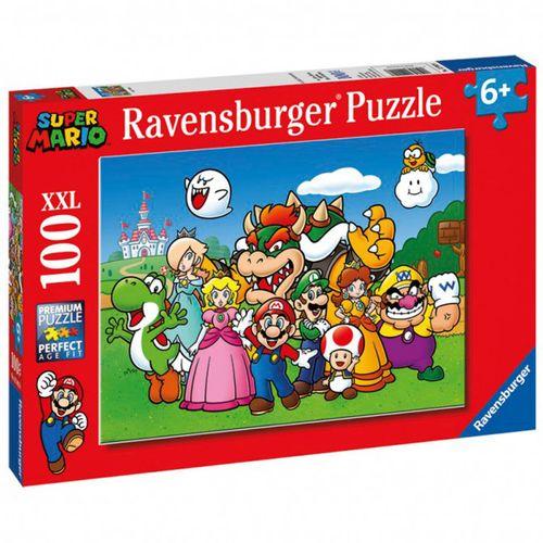 Super Mario Puzzle 100 Piezas XXL