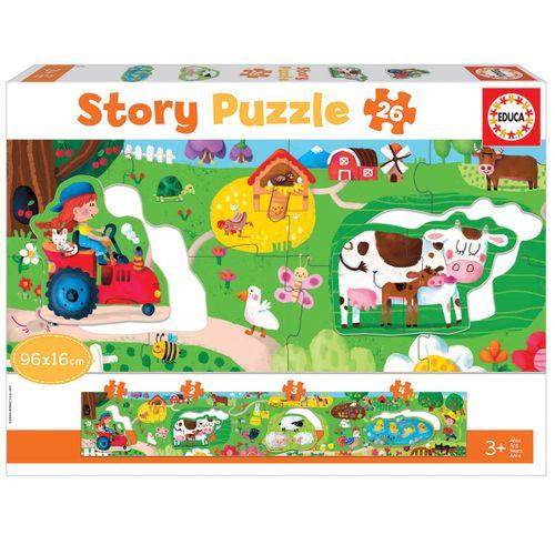 La Granja Story Puzzle 26 Piezas