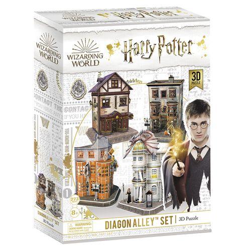 Harry Potter Puzzle 3D Callejón Diagón