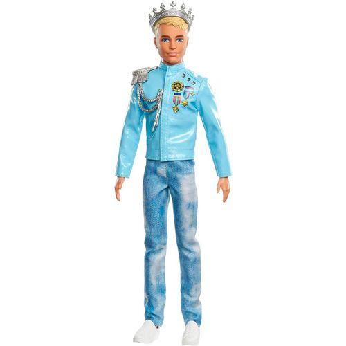 Barbie Princess Adventure Muñeco Ken