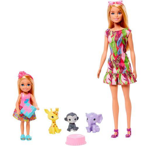 Barbie Dreamtopia Chelsea y el Cumpleaños Perdido
