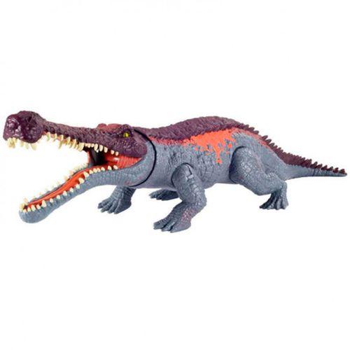 Jurassic World Dinosaurio Sarcosuchus Mordedor
