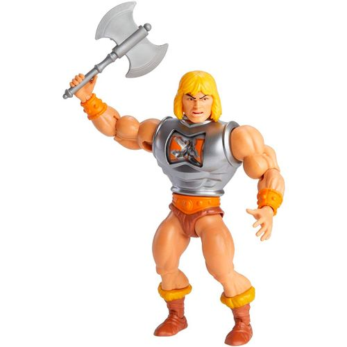 Masters del Universo Figura He-Man Deluxe
