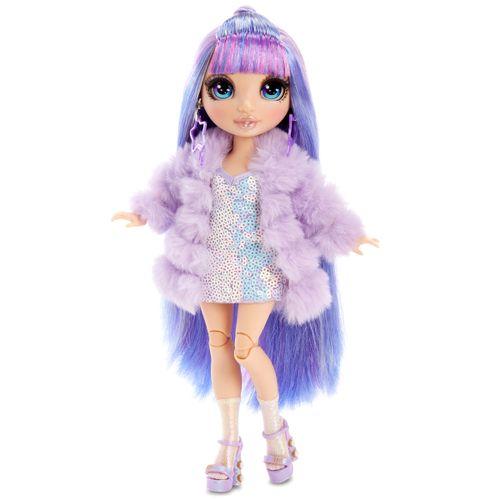Rainbow High Muñeca Violet Willow