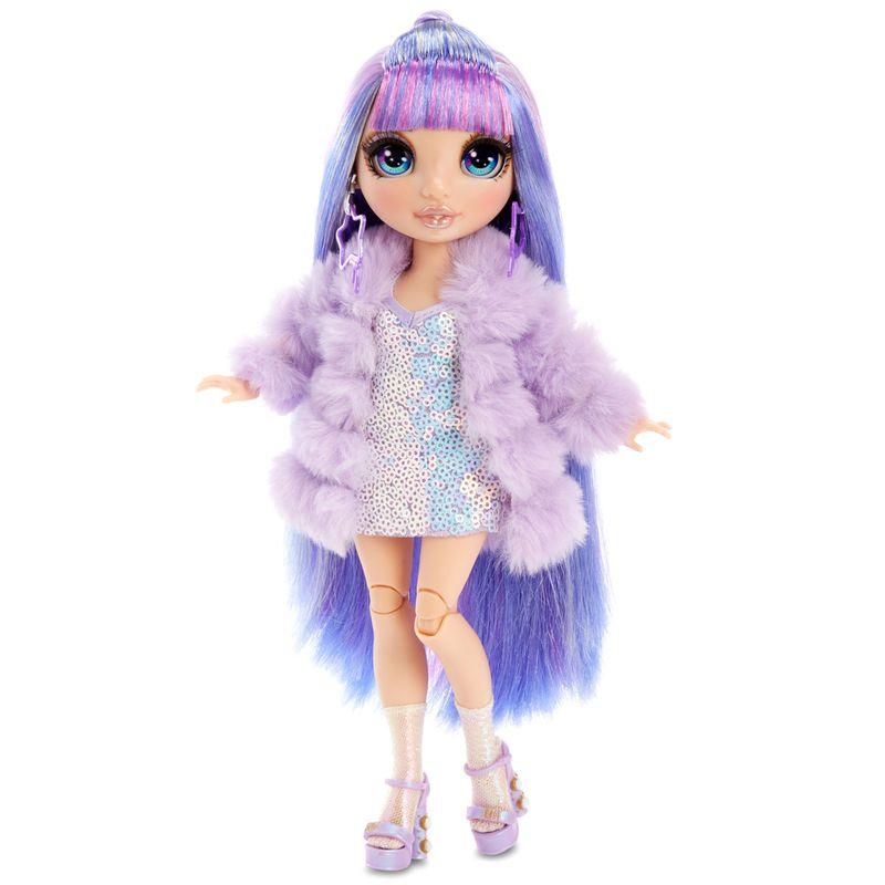 Rainbow-High-Muñeca-Violet-Willow