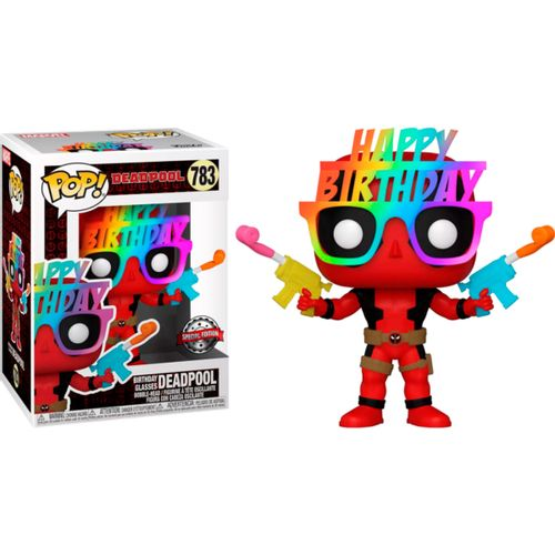 Funko POP Marvel Deadpool 30 Aniversario Exclusivo