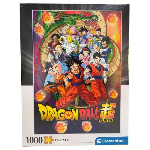 Dragon Ball Puzzle 1000 Piezas