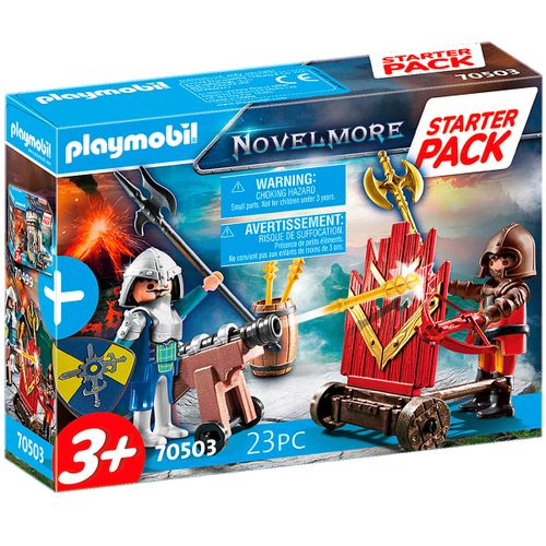 Playmobil Novelmore Starter Pack Set Adicional