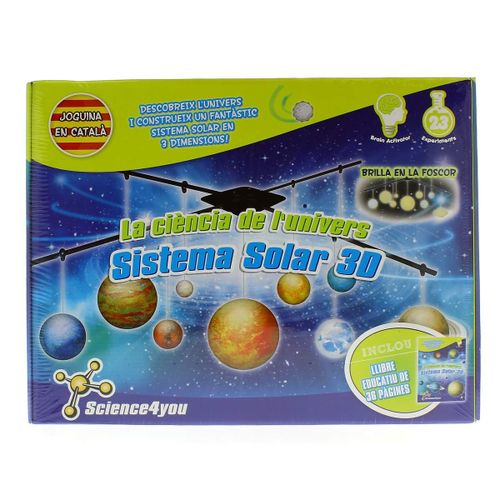 Juego Sistema Solar 3D