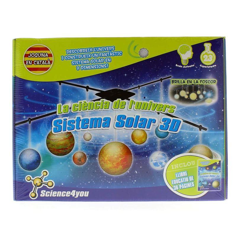 Juego-Sistema-Solar-3D