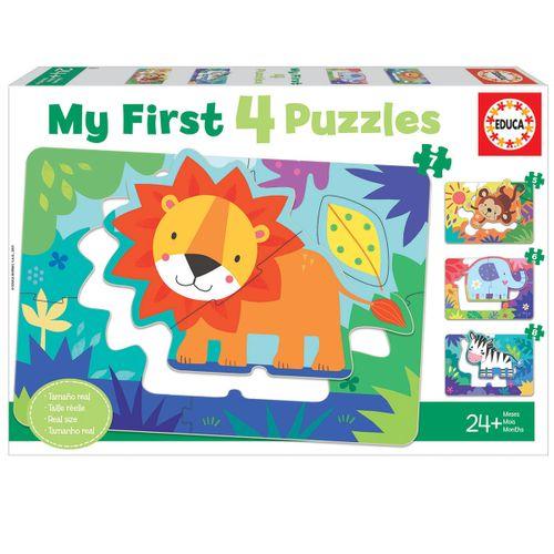 Mi Primer Puzzle Animales de la Selva
