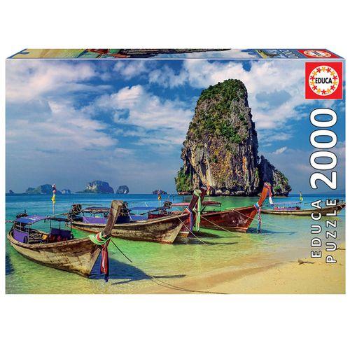 Puzzle Krabi Tailandia 2000 Piezas