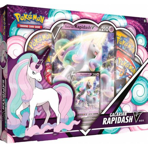 Pokémon Caja Élite Rapidash de Galar V