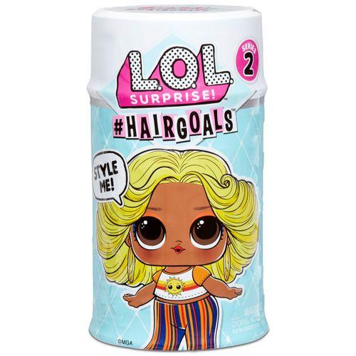 LOL Surprise Hairgoals 2.0 Sorpresa