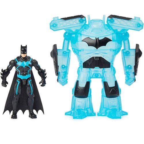 Batman Figura + Tecnoarmadura