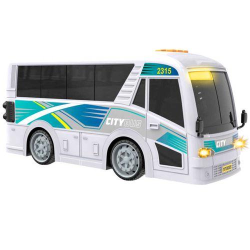 Teamsters Autobús Luces y Sonidos