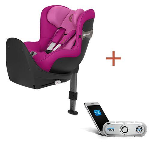 Sirona S iSize SensorSafe de 40-105 Fancy Pink