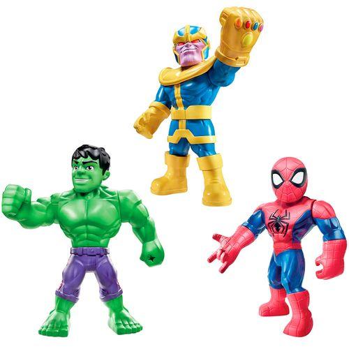 Vengadores Pack Superhéroes vs Villanos