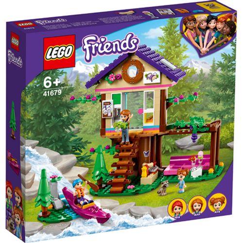 Lego Friends Casa del Bosque