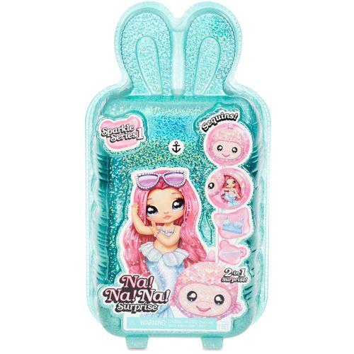Na!Na!Na! Surprise 2 en 1 Pom Doll Sailor Blu