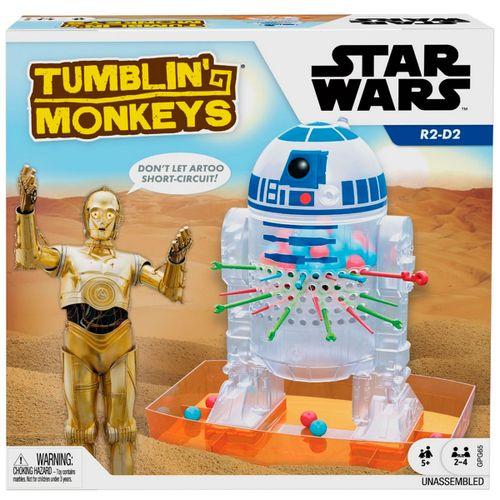 Star Wars Juego Monos Locos R2-D2