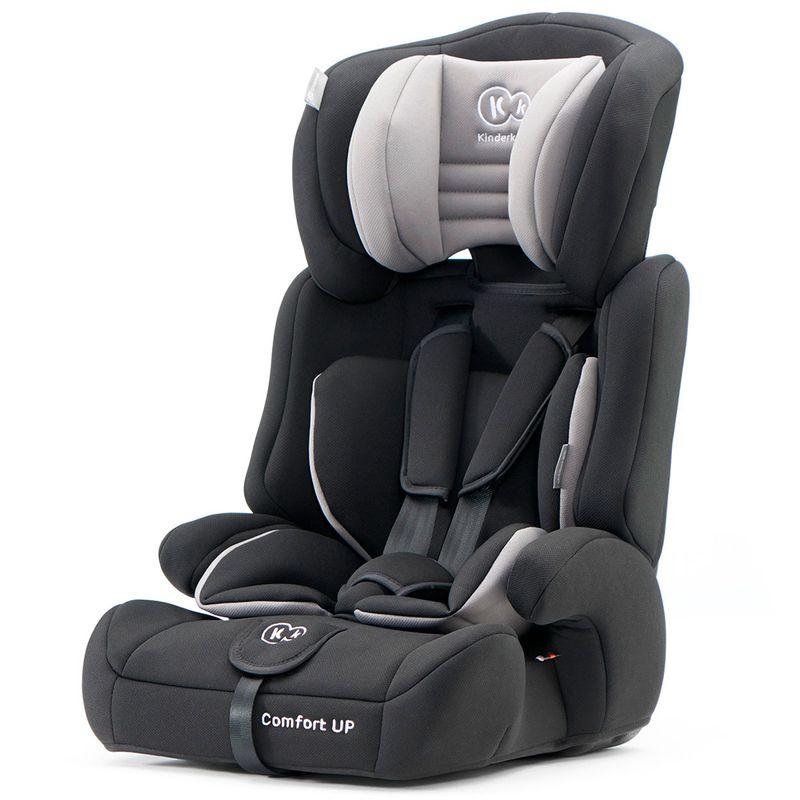 Silla-de-coche-Comfort-Up-grupo-1-2-3-black-Grey