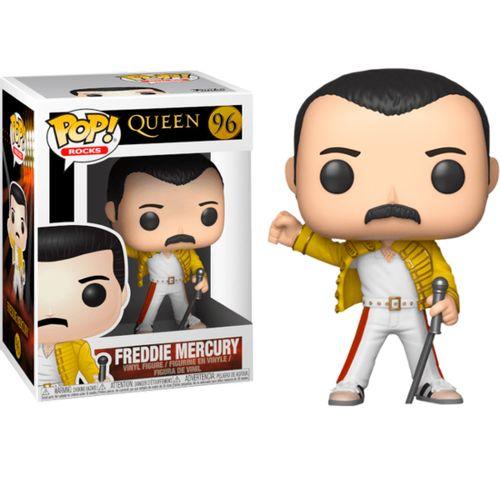 Funko POP Freddie Mercury Wembley '86