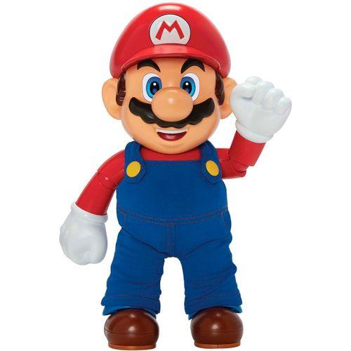 Super Mario Figura Interactiva