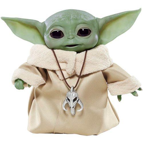 Star Wars Mandalorian Baby Yoda Animatrónico