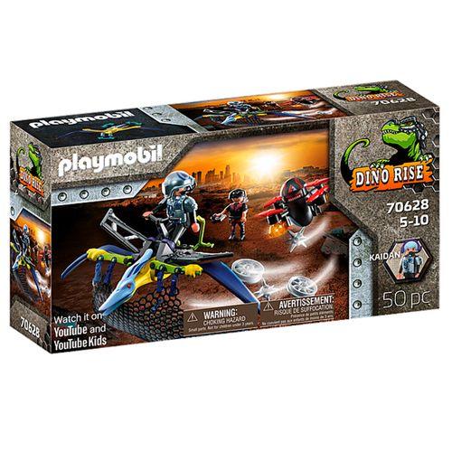 Playmobil Dino Rise Pteranodon: Ataque desde Aire