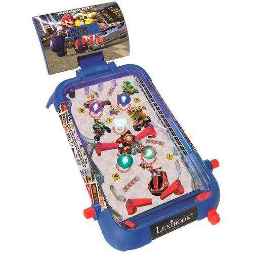 Mario Kart Pinball Electrónico