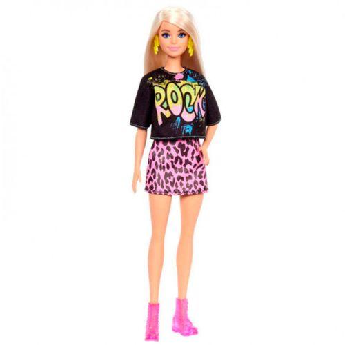 Barbie Muñeca Rockera