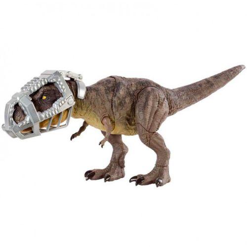 Jurassic World T-Rex Pisa y Ataca