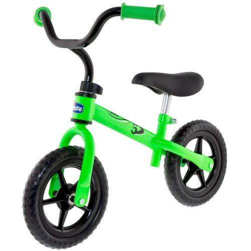Bicicleta Infantil Mi Primera Bicicleta Verde