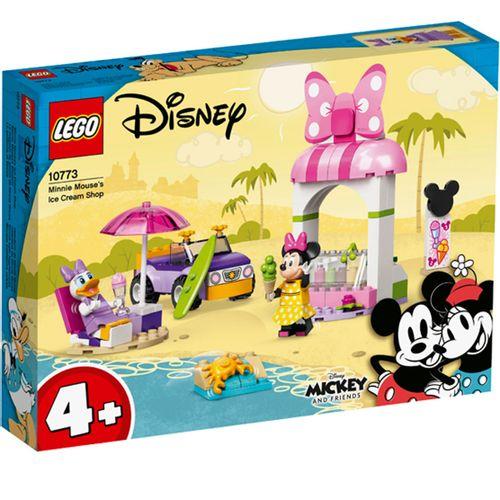 Lego Disney Heladería de Minnie Mouse