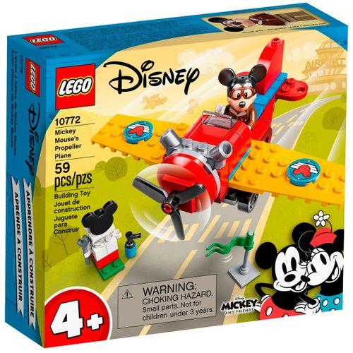 Lego Disney Avión Clásico de Mickey Mouse