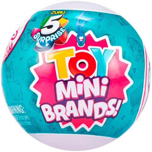 Mini Brands Figura Individual Sorpresa