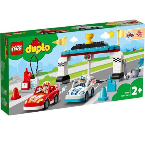 Lego Duplo Coches de Carreras