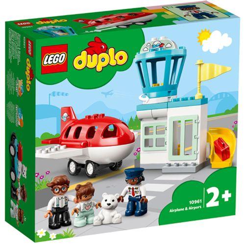 Lego Duplo Avión y Aeropuerto