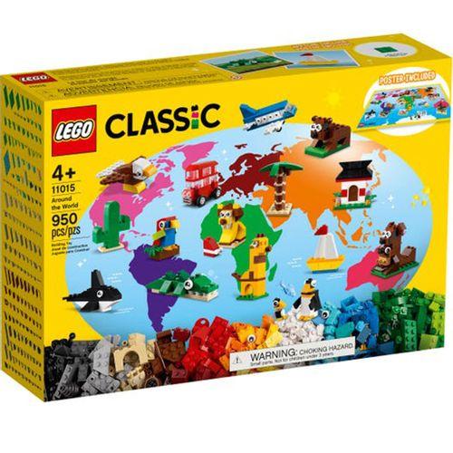 Lego Classic Alrededor del Mundo