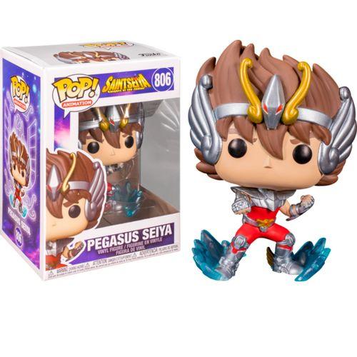 Funko POP Caballeros del Zodíaco Pegasus Seiya