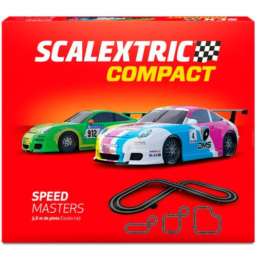 Scalextric Compact Circuito Speed Masters