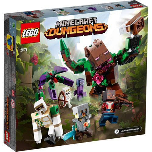 Lego Minecraft La Abominación de la Selva