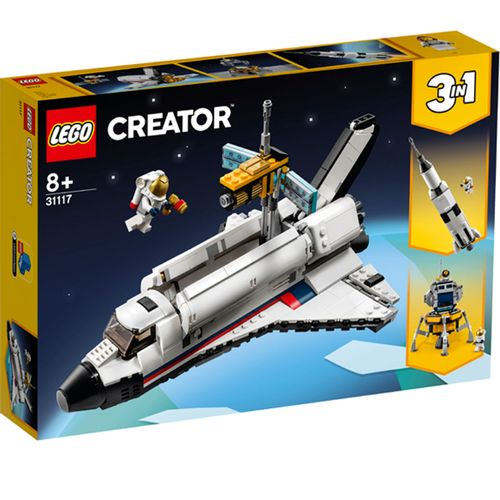 Lego Creator Aventura en Lanzadera Espacial