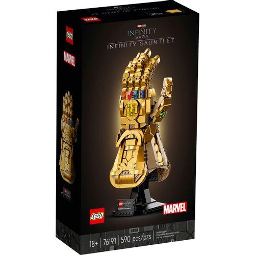 Lego Marvel Guantelete del Infinito