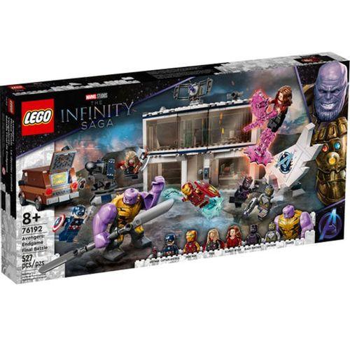 Lego Marvel Vengadores: Batalla Final de Endgame