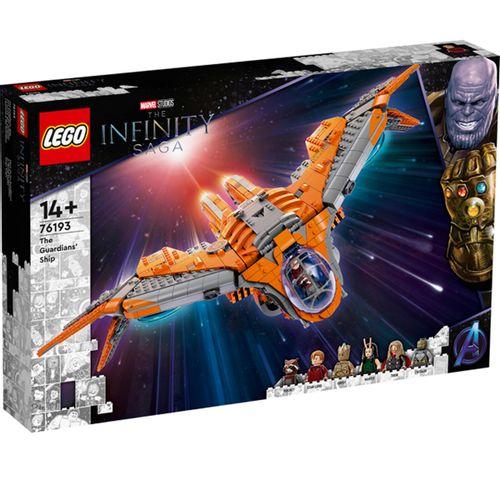 Lego Marvel Nave de los Guardianes
