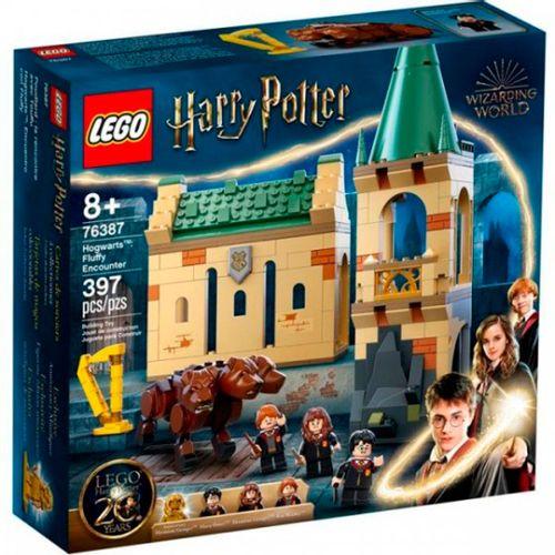 Lego Harry Potter Encuentro con Fluffy