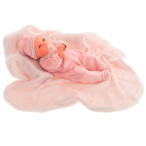 Bimba Manta Muñeca Bebé
