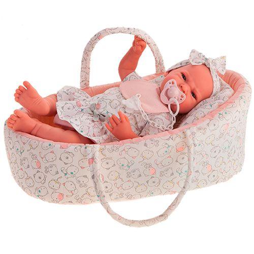 Lea Capazo Recién Nacida Muñeca Bebé